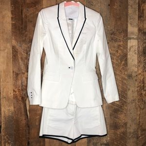 EUC Classy Armani suit with shorts size 0-2